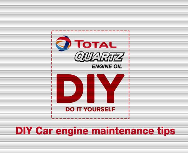 DIY Car Engine Maintenance Tips