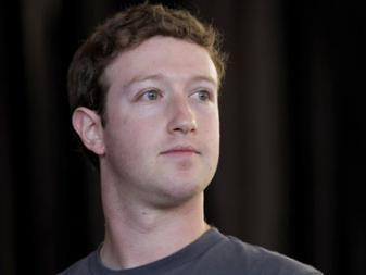 How Mr Facebook makes a killing: he slits throats, kindly