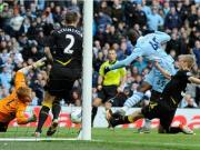 EPL: City go five points clear on top, Chelsea slump to loss