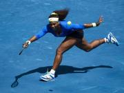 Serena crushes Sharapova in Madrid quarters