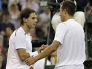 Wimbledon: Nadal stunned by 100th-ranked Lukas Rosol