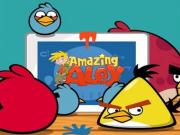 Angry Birds makers Rovio introduce Amazing Alex