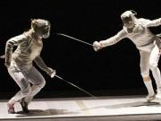 Zagunis still a rarity in US fencing