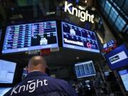 Buyers eye Knight Capital as customers stay away