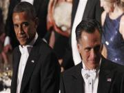 Obama and Romney meet for final debate as race remains tight
