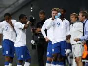 England U-21 attacked and racially abused in Serbia