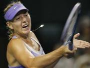 Guess who supports WTA's plans to muzzle grunters? Sharapova!