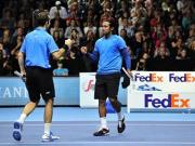 ATP Finals: Paes-Stepanek beat Bryan brothers, move into semis
