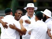 Test cricket in 2012: How South Africa made it to the top