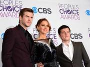 People's Choice Awards: The Hunger Games wins five awards