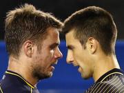Oz Open: Djokovic survives 5-hour battle against Wawrinka