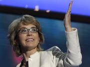 Ex-lawmaker <b>Gabrielle</b> <b>Giffords</b> launches US gun control push