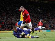 EPL: Rooney helps Man United surge ahead, Chelsea held to draw