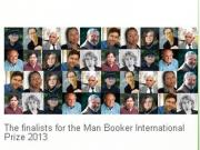 Man Booker International Prize 2013: Meet the finalists