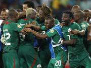 <b>Burkina</b> <b>Faso</b> stun Ghana to enter African Cup finals