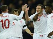England beat Brazil for first time in 23 years
