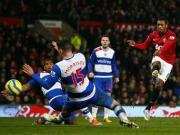 FA Cup: Nani shines as Man United beat Reading to advance