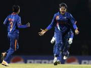 Without Niranjana, India mess things up against Lanka