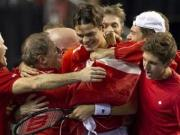 Spain crash out, Czechs through in Davis Cup