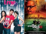 I Me Aur Main vs The Attacks of 26/11: What will you watch this weekend?
