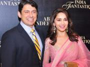 What are Madhuri's hubby Sriram Nene's plans for Mumbai healthcare?
