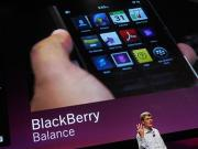 BlackBerry shares rise on AT&T launch, Lenovo takeover hopes