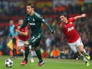 Ronaldo returns to knock Man Utd out of Champions League
