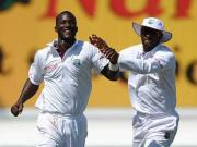 Shillingford spins West Indies to win over Zimbabwe