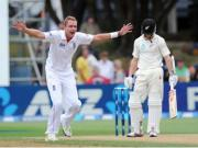 Prior, Broad put England in control against New Zealand