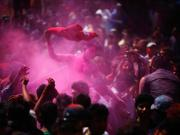 What is Bollywood doing for Holi?
