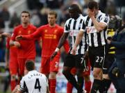 Spurs saved by late own goal, Liverpool hit six