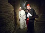 Pope to review Vatican bureaucracy, scandal-ridden bank