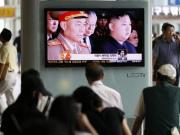 North Korea marks first leader's birthday with more aggression