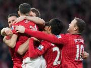 EPL: Van Persie scores hat-trick as Man Utd win 20th league title