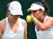 Sania-Bethanie beaten in Stuttgart finals
