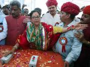 Yatra politics: Will Raje repeat 2003 feat in Rajasthan?