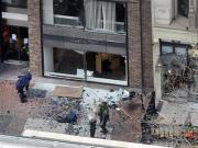 Boston blasts live: Investigators identify bombing suspect