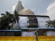 Sensex continues decline, down 290 pts; Sugar stocks gain