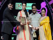 Images: Sania Mirza, Saroj Khan receive Women's Prerana Award