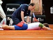 Andy Murray pulls out of French Open with back injury