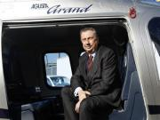 Former <b>Finmeccanica</b> chief released from jail