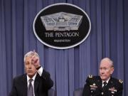 Pentagon chief vows to 'fix' military's sexual assault problem