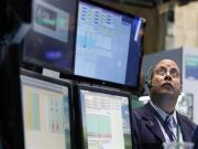 Dollar soars, global stocks gain amid talk of Fed QE exit