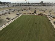 <b>Brazil</b>'s stadiums ready for <b>World</b> <b>Cup</b> warm-up in June