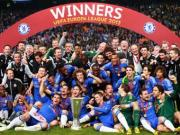 Late Ivanovic header wins Europa League for Chelsea