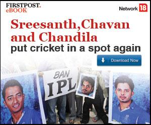 Sreesanth, Chavan and Chandila put cricket in a spot again