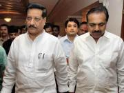 Chavan steers clear of question on seat sharing with Cong