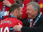 Ferguson confirms Rooney's transfer request