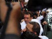 1993 blasts case: Sanjay Dutt surrenders before TADA court