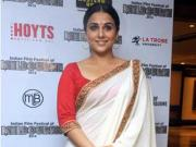 You will see me in a saree at Cannes film festival: Vidya Balan